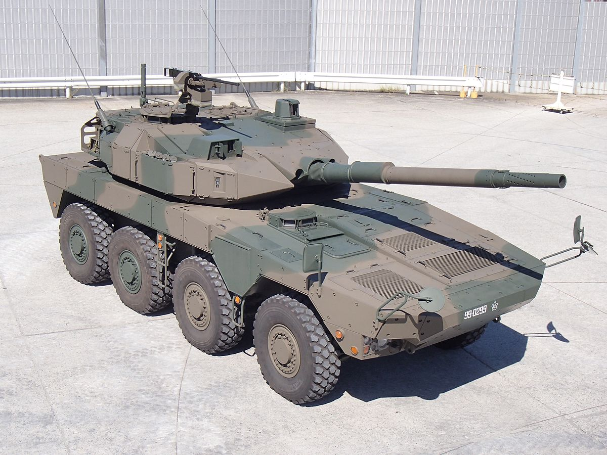 Type 16 maneuver combat vehicle - Wikipedia