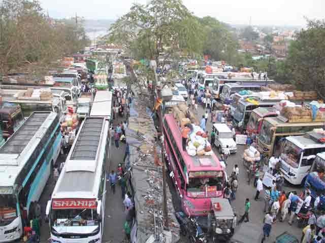 Mango Bus Stand (Jamshedpur Bus Terminals)