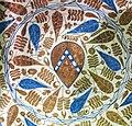 Manises, piatto con stemma neroni, 1425-1450 ca. 02.JPG