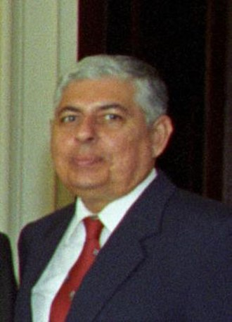 1984 Belizean general election - Manuel Esquivel