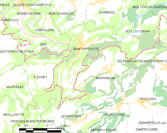 Map commune FR insee code 25519.png