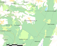 Map commune FR insee code 39493.png