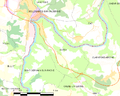 Map commune FR insee code 74109.png