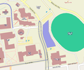 Map of Memorial Stadium And Oak Grove.png