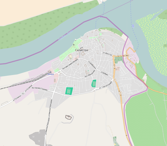 Файл:Map of Silistra.png