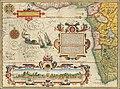 Map of West Africa by Jan Huyghen van Linschoten.jpg