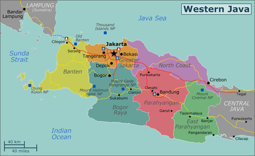 Western Java – Travel guide at Wikivoyage