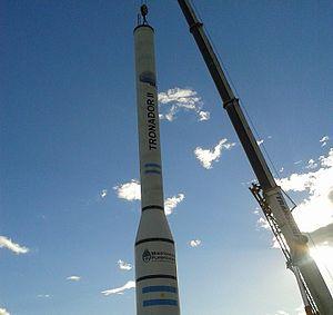 Tronador (rocket)