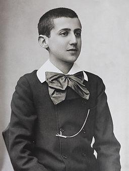 Marcel Proust 1887