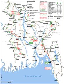 حرب استقلال بنگلادش المعرفة 9