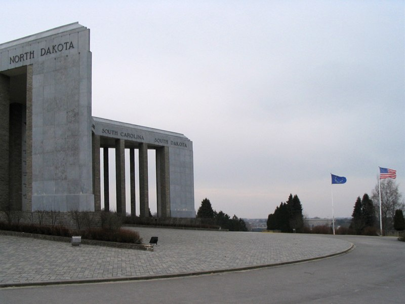 Mardasson Memorial Bastogne