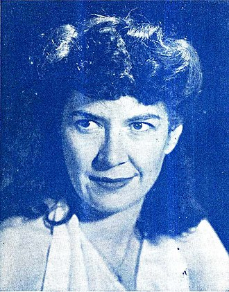 Margaret St. Clair - Margaret St. Clair c. 1946