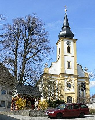 Hollfeld - Image: Mariae Himmelfahrt Hollfeld 03