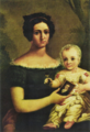 Mariana Carlota Lodi com a filha Joaquina (colecção Gomes de Castro).png