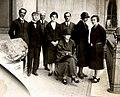 Marie Curie e Irene Joliot-Curie no Museu Nacional, 1926.jpg