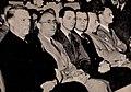 Marie og Gulbrand Lunde Et liv i kamp for Norge Rikspropagandaledelsen Blix forlag 1942 Page 021 Quisling, Wiese, Lunde, Fuglesang, Hustad, Stang.jpg