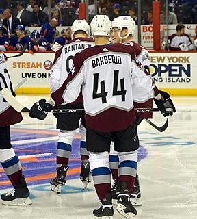 Mark Barberio Canadian ice hockey defenceman