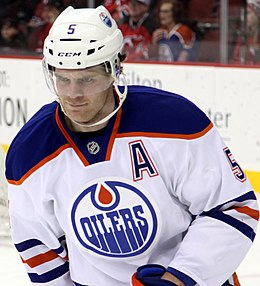 Description de l'image Mark Fayne - Edmonton Oilers.jpg.