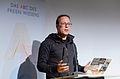 Markus Beckedahl beim 5. Wikimedia-Salon E=Erinnerung 4.JPG