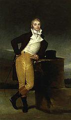 Portrait du Marquis de San Adrián