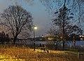 Marraskuun ilta Hesperian puistossa.jpg
