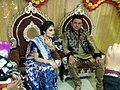 Marriage of Bengali actor Kushal Chakraborty.jpg