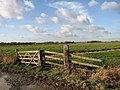 Marsh gate beside the Weavers' Way - geograph.org.uk - 626365.jpg