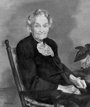 Martha Ellen Young Truman - Image: Martha E. Truman