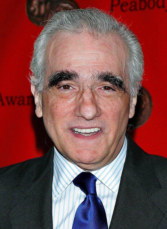 Martin Scorsese (2006 Peabody Awards)