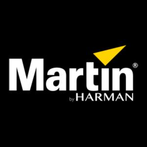 Martin Professional - Image: Martin by HARMAN logo 265