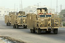 Mastiff Armoured Vehicles in Basra MOD 45149762.jpg