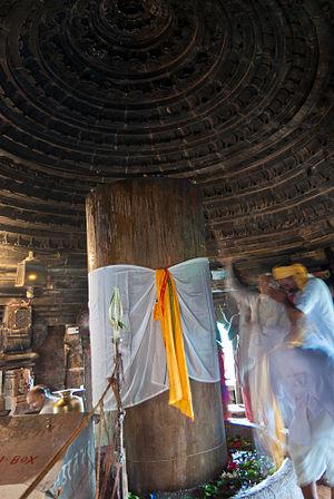 Matangeshvara temple, Khajuraho - Image: Matangesvara Temple 04