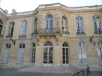Hôtel Matignon - Hôtel de Matignon