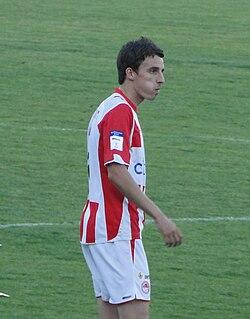 Matt Derbyshire English association football player