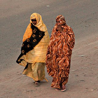 Women in Mauritania