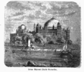 Mausoleum Mohammed Adil Shah 1866.png