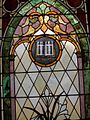 Mauston Wisconsin's Boorman House Stained Glass from Area Church.JPG