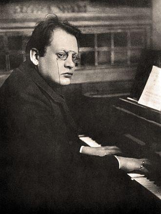 Max Reger - Reger, c. 1910