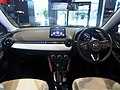 Mazda CX-3 20S L Package (6BA-DKEFW) interior.jpg
