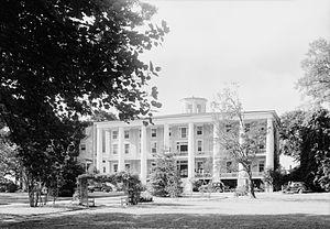 Chowan University - Chowan College in 1940