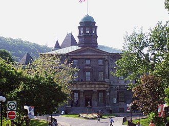 John Ostell - Image: Mcgill University Arts Building