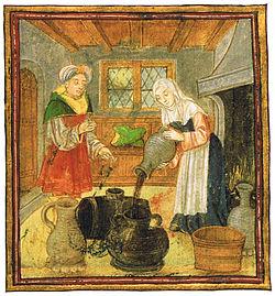 mat i middelalderen