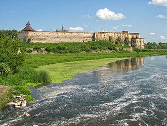 Upper Pobozhia National Nature Park - Medzhybizh Fortress