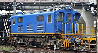 Meitetsu DeKi 400 Japanese electric locomotive type