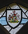 Melton Mowbray, St Mary's church, window detail (31956670628).jpg