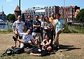 Members of polish wikiexpedition 2010 1.jpg