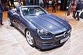 Mercedes SLK 200 - Mondial de l'Automobile de Paris 2014 - 001.jpg