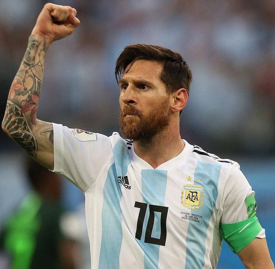 Messi vs Nigeria 2018