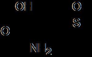 Methionine sulfoxide - Image: Methionine sulfoxide