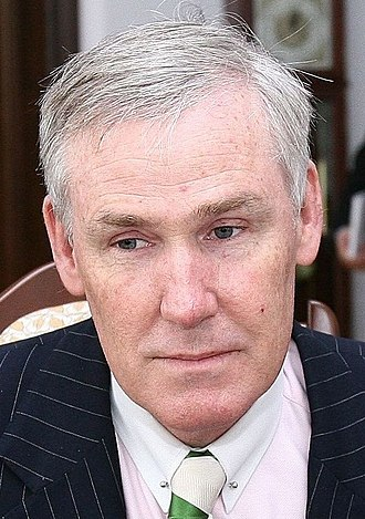 Rann Government - Michael Atkinson, Attorney-General of South Australia from 2002 to 2010.